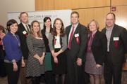 The team at Gilliam Coble & Moser, the co-sponsor of the awards program.