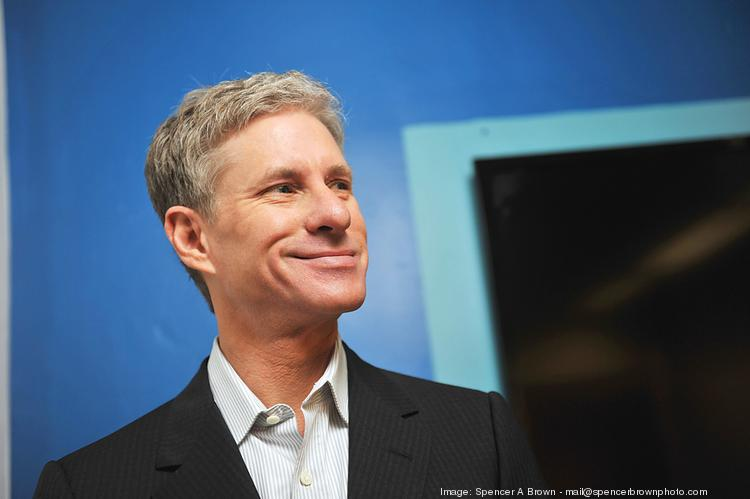 """Ripple effect: Chris Larsen's currency startup OpenCoin could make """"a really big change in finance."""""""