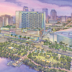 Why Jeff Vinik paid $150 million for Tampa Marriott