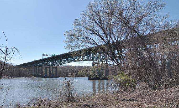 The Patroon Island Bridge repairs contract is one of the largest road construction projects in the region.