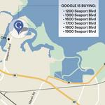Google to buy big chunk of Pacific Shores, iconic Redwood City office park