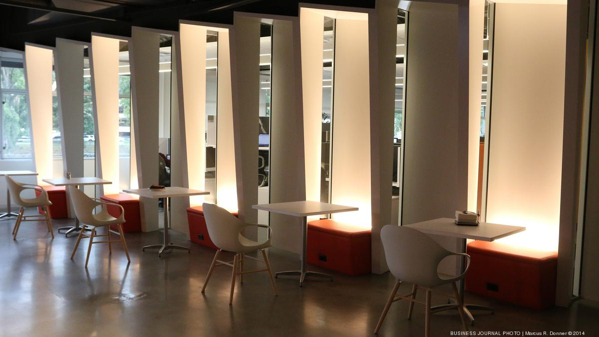 Cool Spaces Tableau S New Fremont Office Is A Developer S