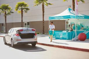 Target targets startup to launch curbside pickup