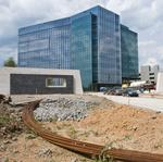 Pat Emery lands two more HQ tenants for One Franklin Park, work beginning on next building