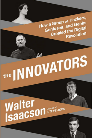 Steve Jobs' biographer's new book is about how innovation takes more than Steve Jobs