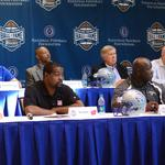 College Football <strong>Hall</strong> of Fame Class of '13 inducted (SLIDESHOW) (Video)