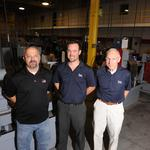 Ohio site gives Sherex a U.S. manufacturing presence