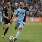 Sporting KC trades a few fan favorites prior to draft