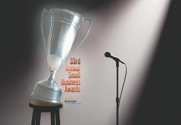 The 33rd annual Small Business Awards finalists