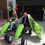 GoDaddy opens new global technology center in Tempe (Video)