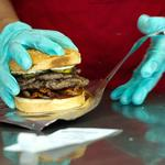Up To Speed: Big chain restaurants cut calories in 2013 (Video) (Video)
