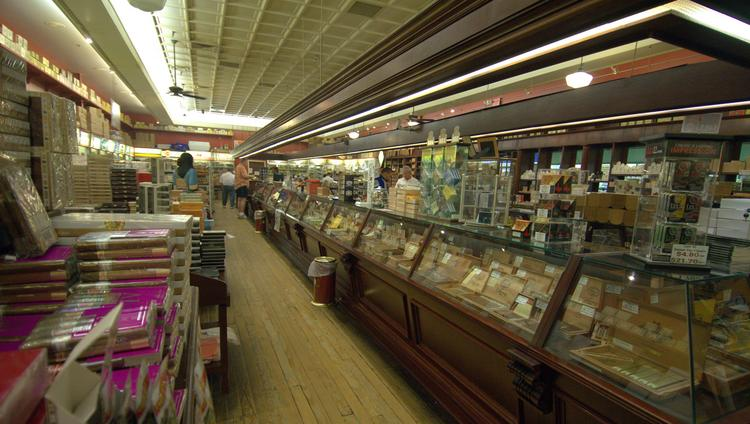Closing of J R  Cigars outlet to affect 77 workers