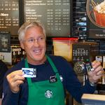 Starbucks, customers raise $75K for <strong>Pete</strong> <strong>Carroll</strong>'s charity