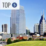 Top of the List: Downtown Nashville office buildings
