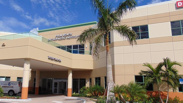 Palm Beach Orthopaedic Institute Opening Headquarters Slideshow South Florida Business Journal