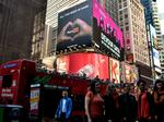 Pornhub: The edgy Times Square billboard that actually happened, for a