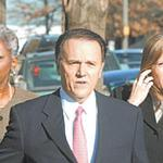 Former HealthSouth CEO <strong>Richard</strong> <strong>Scrushy</strong> asks court to end probation