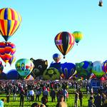 Albuquerque International Balloon Fiesta 2014