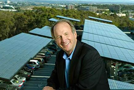 Byron Washom, director of Strategic Energy Initiatives at the University of California, San Diego, who is leading new initiative to transform Lanai into a model for sustainable energy, will speak at the 2013 Fifth Annual Asia Pacific Clean Energy Summit and Expo, which starts Monday at the Hawaii Convention Center.