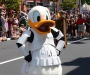 Stormtrooper Donald looking for his family