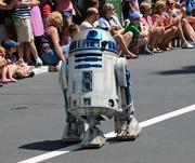 Not sure about the child-proofing logistics, but having an R2-D2 leisurely strolling around the Star Wars area at certain times would make for a fun and engaging experience.