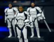 And we know these custom-made Storm Trooper figurines with guests' faces are a hit when Star Wars Weekend comes around. So why not make is a staple and open it up to the yearly traffic? Easy money.