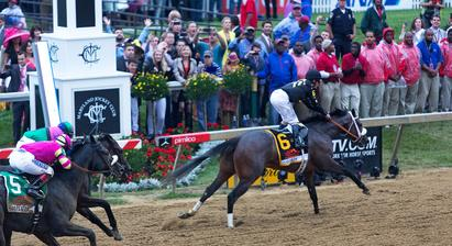 Photos from the 138th Preakness 