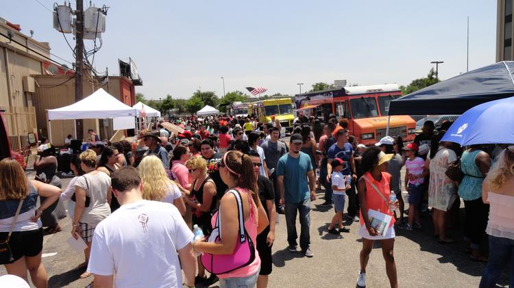 Houston's mayor will allow propane-fueled food trucks downtown, with the fire marshal signing off on such trucks' safety. 
