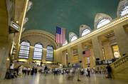 Chicago's favorite vacation spots: New York City -- Orbitz rank: 1; Travelocity rank: 10. Pictured: Grand Central Terminal