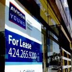 Job growth results in more office leasing, higher rents