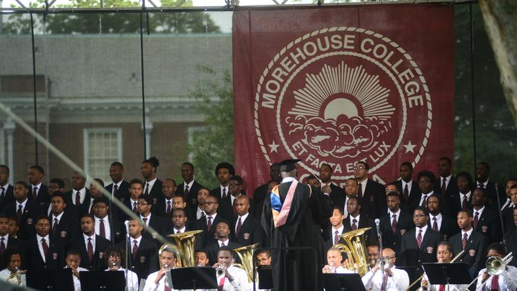Tyrese helping California kid become Morehouse Man - Atlanta