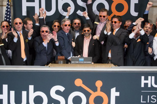Shares in HubSpot up 20 percent on 'exhilarating' IPO day