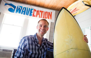 Catching a wave with online vaca rentals