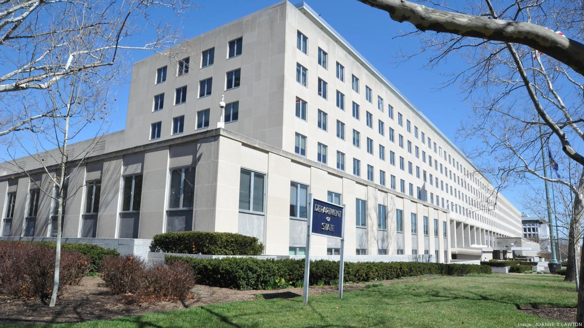department state building foggy washington bottom administration general services truman space arlington business street