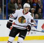 Blackhawks get a season-opening big