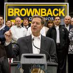 Morning Consult survey: Brownback rating falls, remains least popular governor