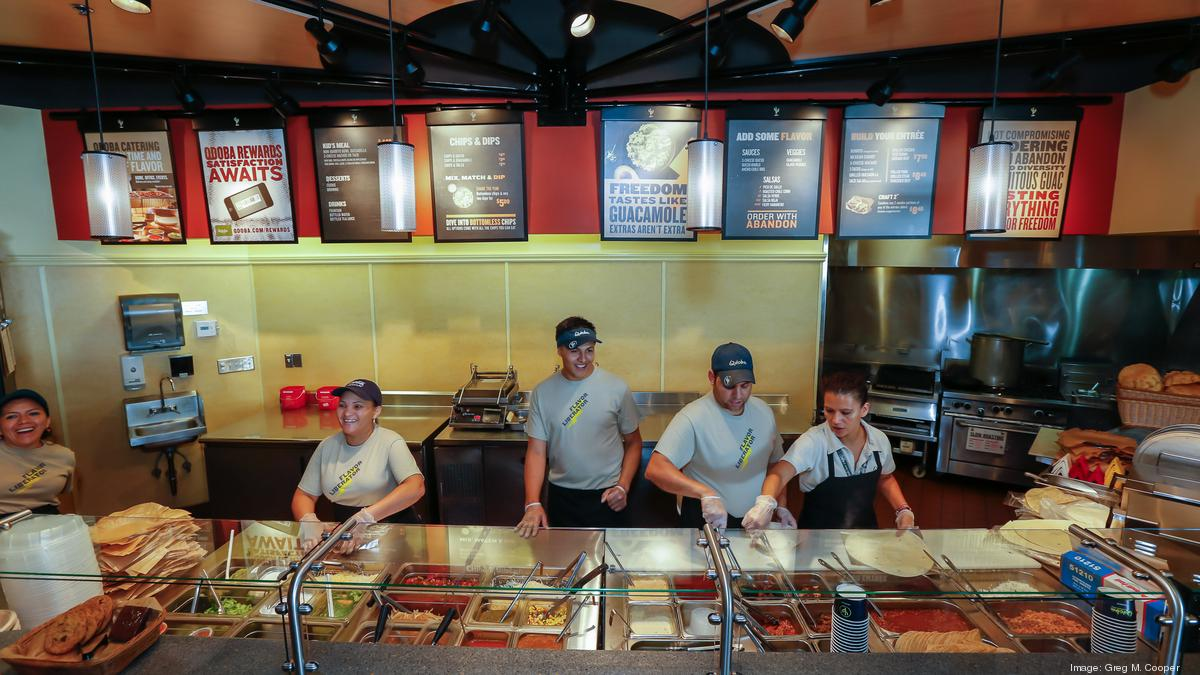 Qdoba 39 S Subtle Makeover A Pricing Change Designed To Combat Negative Customer Perception