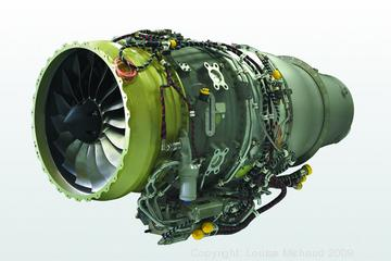 The status of HondaJet's engine