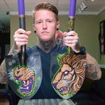 Orlando City Soccer launches MLS era with groundbreaking art