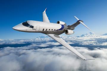 Bombardier's new Challenger 350