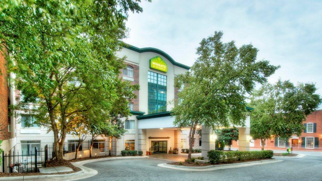 Summit Hospitality Group S Wingate By Wyndham Hotel In Downtown Winston M For 2 5m Plans Renovation Greensboro Triad Business Journal