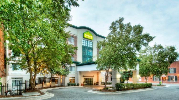 Raleigh Based Summit Hospitality Group Purchased The 110 Room Five Story Wingate