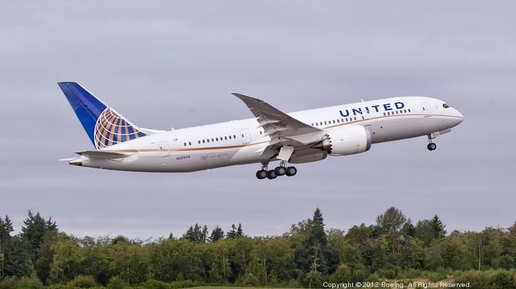 United Airlines posted a big loss in the first quarter of 2014, even as the carrier plans to use its growing fleet of Boeing 787 Dreamliners to serve secondary cities in rapidly-expanding Chinese market.