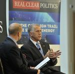 McCrory, Tillis vary on emphasis at Charlotte energy conference