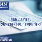 Public Paychecks: In King County government, the paychecks are healthy, too