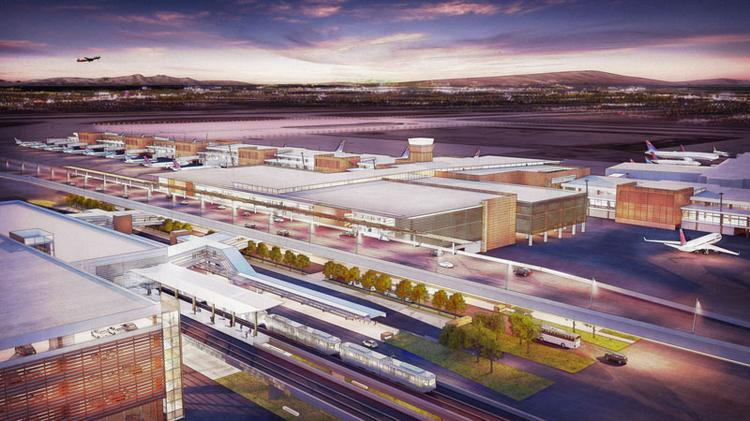 Terracon works on $1 8B Salt Lake City airport project