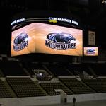 High-tech $1.1M scoreboard promises fresh experience at Panther Arena: Slideshow