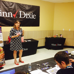 Local vendors pitch their products to fill Winn-Dixie shelves