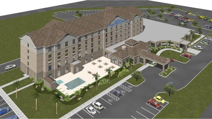 New Hilton Hotel Conference Center Planned For Live Oak San Antonio Business Journal