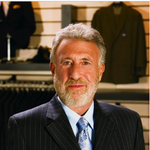Fired Men's Wearhouse chairman <strong>George</strong> <strong>Zimmer</strong> is starting a new company